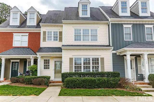 169 Old Grove Lane, Apex, NC 27502 (#2307316) :: Triangle Top Choice Realty, LLC