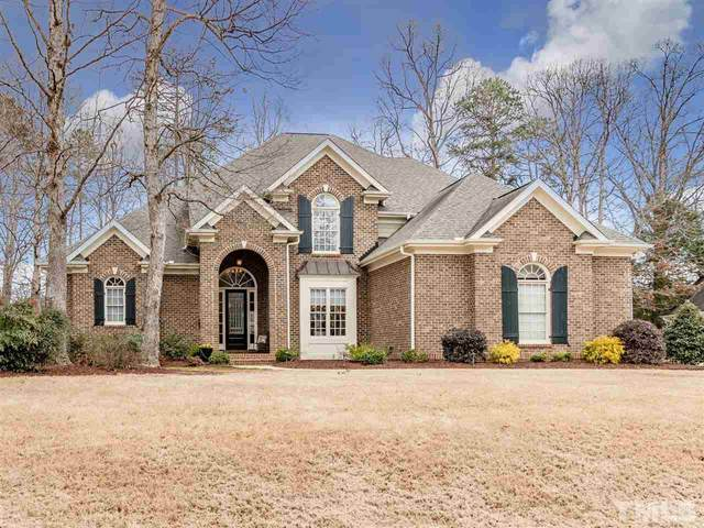 3717 Knollcreek Drive, Apex, NC 27539 (#2307332) :: Classic Carolina Realty
