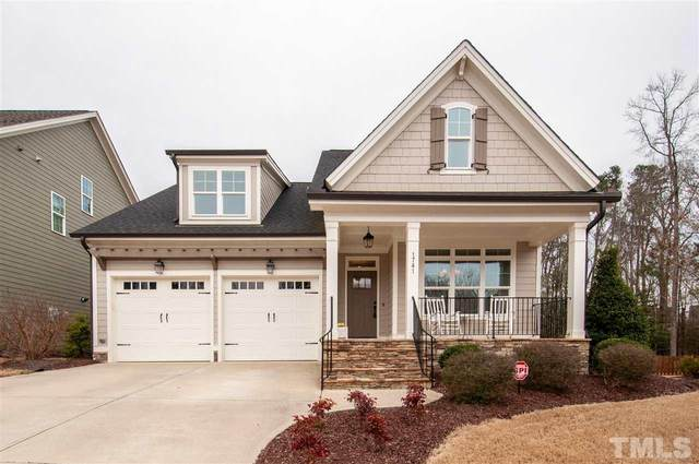 1741 Drift Falls Lane, Wendell, NC 27591 (#2307357) :: Triangle Top Choice Realty, LLC