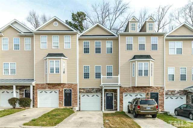 650 Ganyard Farm Way #25, Durham, NC 27703 (#2307358) :: Sara Kate Homes