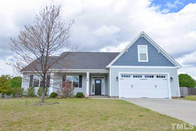 35 Pintail Drive, Lillington, NC 27546 (#2307365) :: Sara Kate Homes