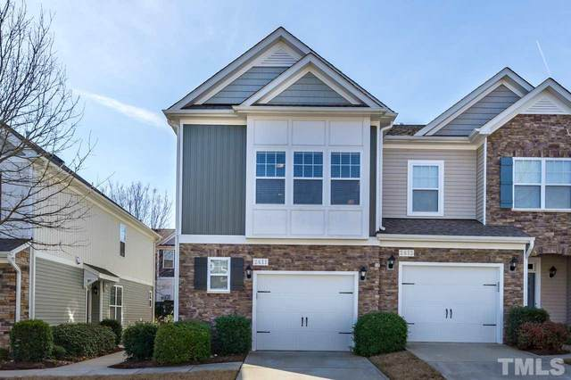 2411 Swans Rest Way, Raleigh, NC 27606 (#2307395) :: Sara Kate Homes
