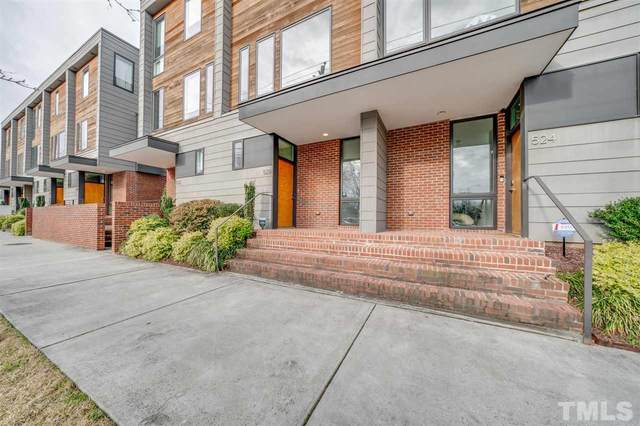 528 S Person Street S, Raleigh, NC 27607 (#2307408) :: M&J Realty Group
