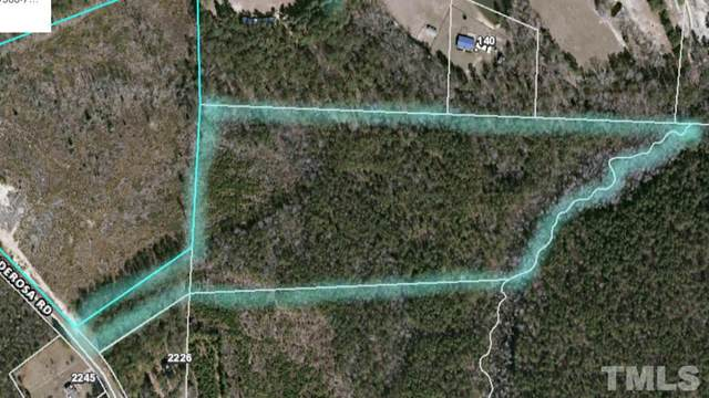 0 Ponderosa Road, Cameron, NC 27326 (#2307409) :: RE/MAX Real Estate Service