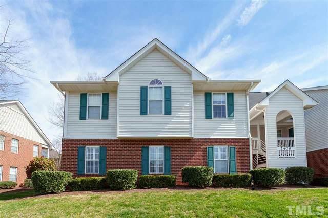 2411 Wellington Ridge Loop #2411, Cary, NC 27518 (#2307420) :: RE/MAX Real Estate Service
