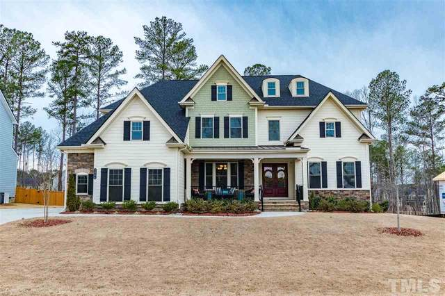 2864 Jordan Pointe Boulevard, New Hill, NC 27562 (#2307427) :: The Perry Group