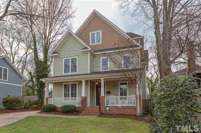 1907 Carroll Drive, Raleigh, NC 27608 (#2307444) :: The Perry Group