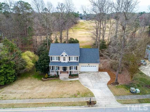105 Neuse Ridge Drive, Clayton, NC 27527 (#2307450) :: M&J Realty Group