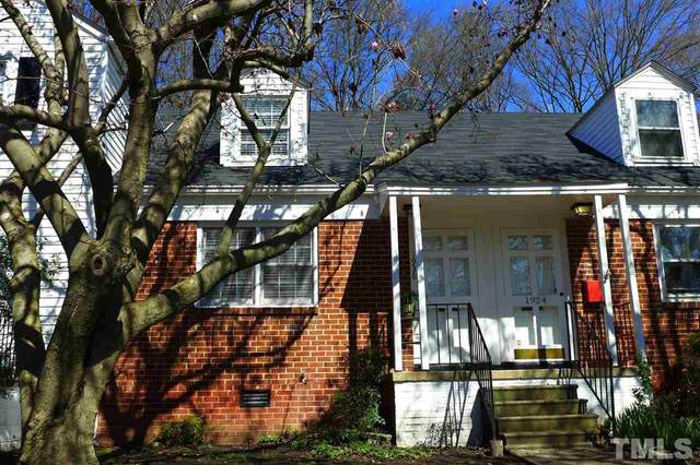 1936 Smallwood Drive #0, Raleigh, NC 27605 (#2307452) :: RE/MAX Real Estate Service