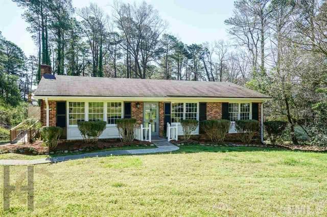 3708 Rock Creek Drive, Raleigh, NC 27609 (#2307462) :: Dogwood Properties
