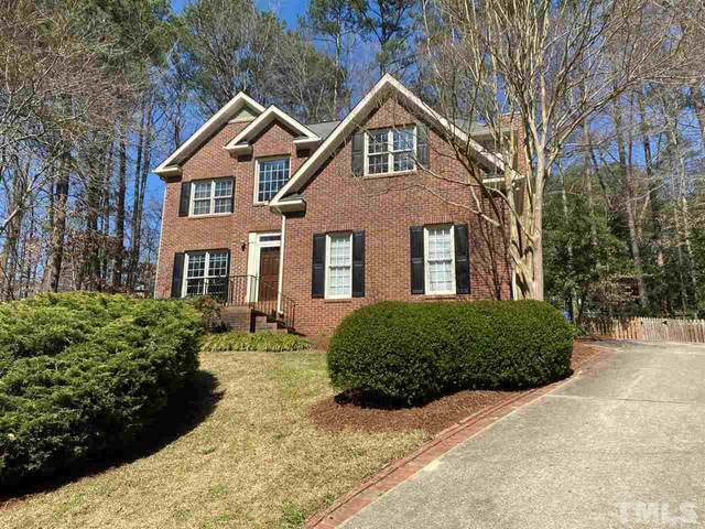 4624 Gramercy Court, Raleigh, NC 27609 (#2307474) :: Realty World Signature Properties
