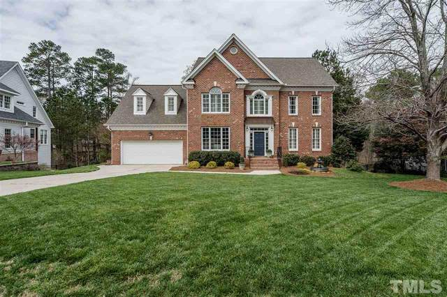 107 Poppleford Place, Cary, NC 27518 (#2307527) :: Raleigh Cary Realty