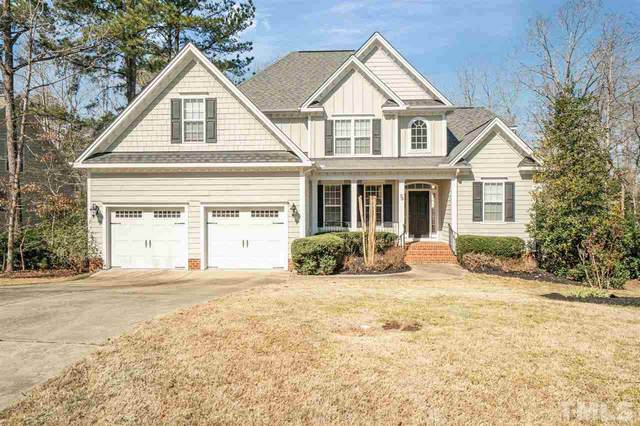 75 Riverglade Drive, Clayton, NC 27527 (#2307531) :: M&J Realty Group