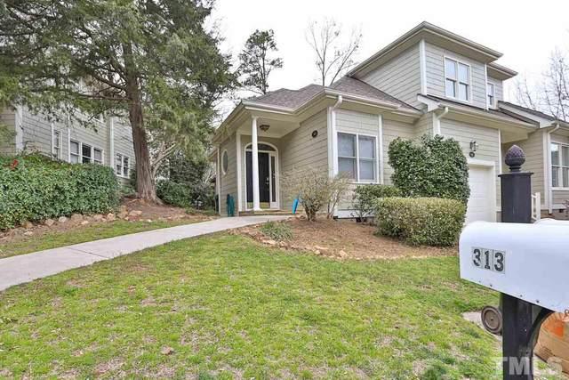 313 E Columbia Place 17A, Chapel Hill, NC 27516 (#2307533) :: Real Estate By Design