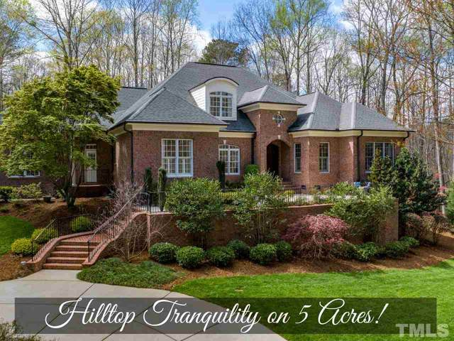 4921 Greenbreeze Lane, Holly Springs, NC 27540 (#2307535) :: Marti Hampton Team brokered by eXp Realty