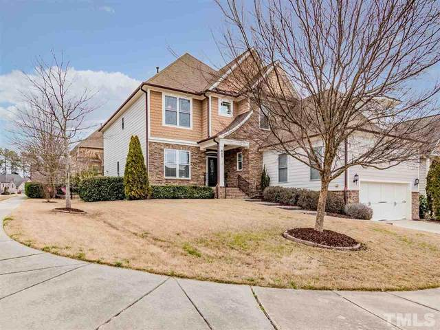 803 Blackmar Street, Cary, NC 27519 (#2307536) :: Real Estate By Design