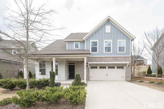 1640 Cascade Falls Lane, Wendell, NC 27591 (#2307549) :: Triangle Top Choice Realty, LLC