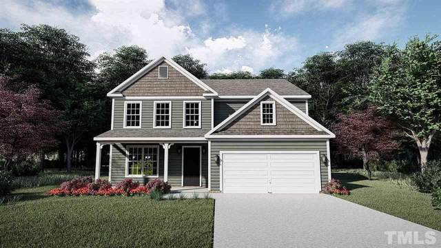 250 Oak Park Boulevard, Youngsville, NC 27596 (#2307614) :: Spotlight Realty