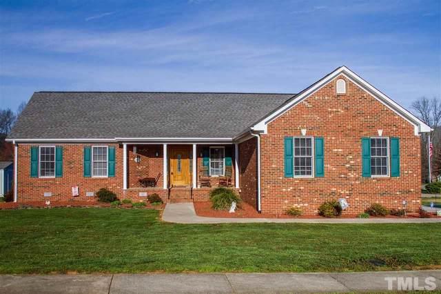 1311 Branson Drive, Graham, NC 27253 (#2307630) :: Sara Kate Homes