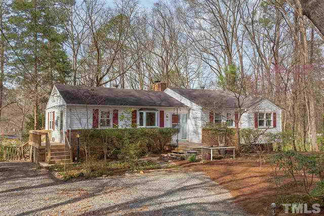 306 Hemlock Drive, Chapel Hill, NC 27517 (#2307641) :: Dogwood Properties