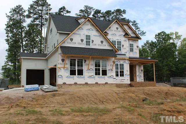 1332 Yardley Drive, Wake Forest, NC 27587 (#2307655) :: Spotlight Realty