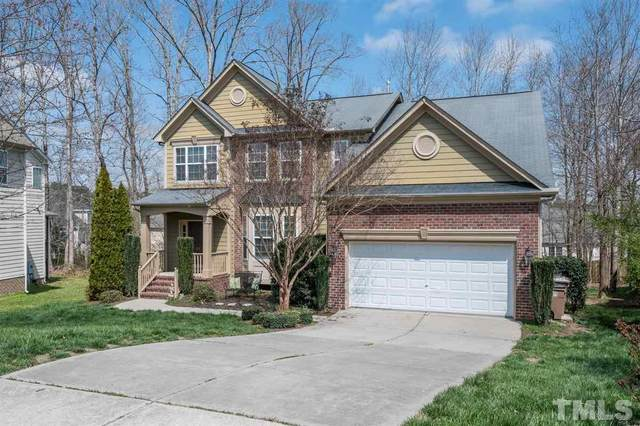 1517 Green Edge Trail, Wake Forest, NC 27587 (#2307663) :: Raleigh Cary Realty