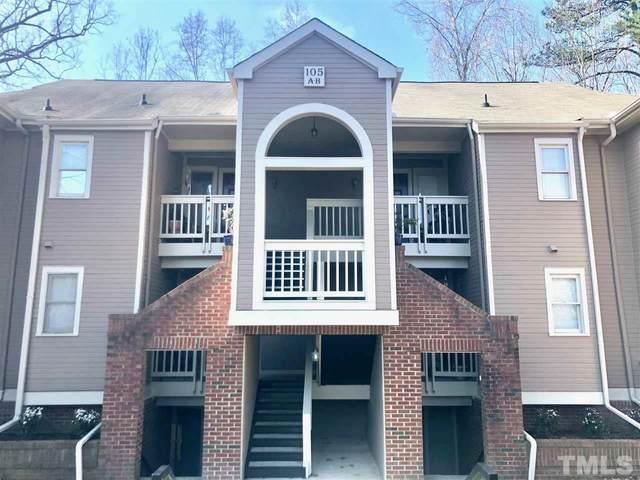 105 Marbury Court 2A, Cary, NC 27513 (#2307666) :: Sara Kate Homes