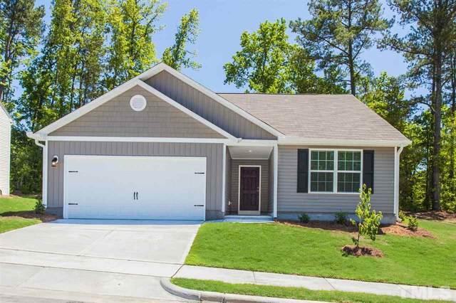 2039 Alderman Way, Creedmoor, NC 27522 (#2307698) :: Foley Properties & Estates, Co.