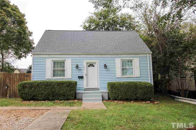 633 New Road, Raleigh, NC 27608 (#2307707) :: RE/MAX Real Estate Service