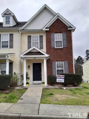 815 Plexor Lane, Knightdale, NC 27545 (#2307753) :: Real Estate By Design