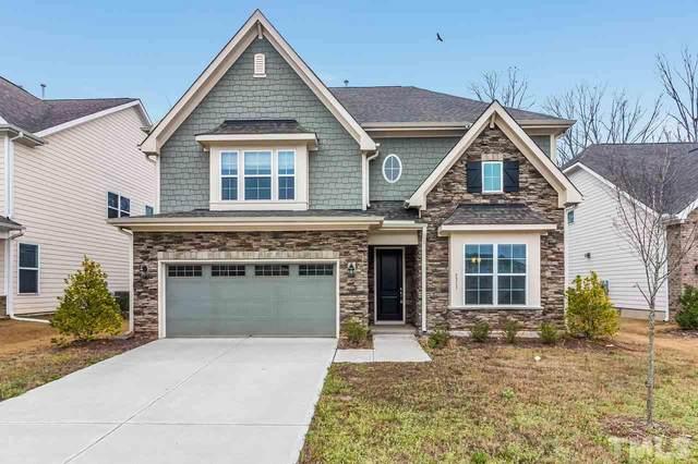 2317 Redbud Tree Drive #64, Apex, NC 27539 (#2307803) :: Dogwood Properties