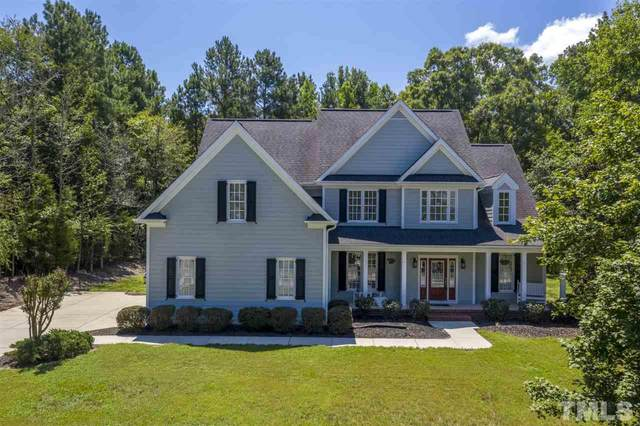 4 Deerwood Court, Durham, NC 27712 (#2307812) :: Marti Hampton Team brokered by eXp Realty