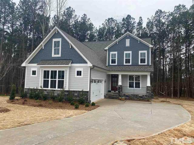 1020 Sea Osprey Lane, Wake Forest, NC 27587 (#2307848) :: Realty World Signature Properties