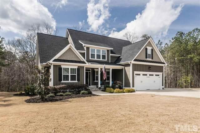225 Demilt Drive, Clayton, NC 27527 (#2307885) :: Sara Kate Homes