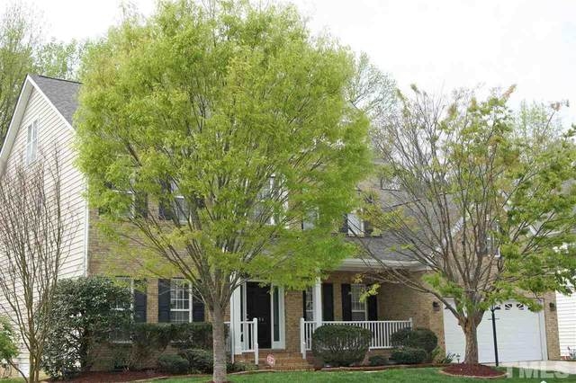 2104 Roland Glen Road, Cary, NC 27519 (MLS #2307904) :: The Oceanaire Realty