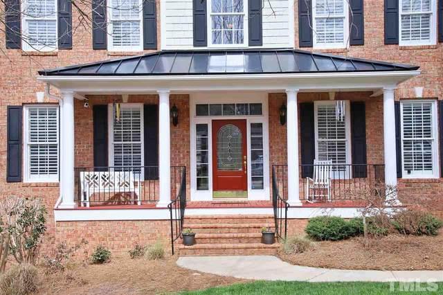 3800 Wesley Ridge Drive, Apex, NC 27539 (#2307909) :: Triangle Top Choice Realty, LLC