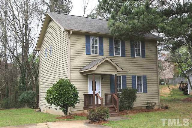 3805 Townsend Street, Durham, NC 27704 (#2307913) :: Real Estate By Design