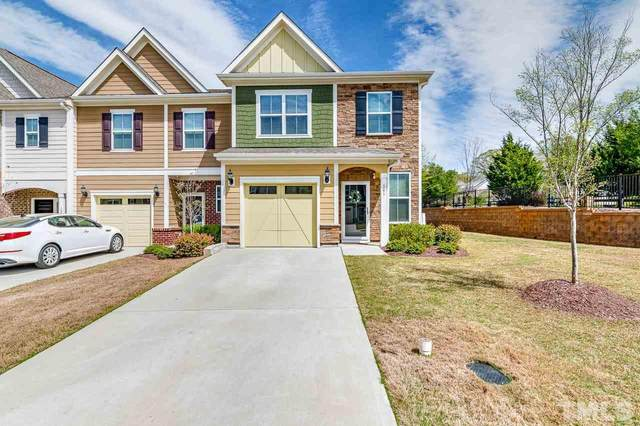 101 Pleasant Glen Lane, Apex, NC 27539 (#2307961) :: M&J Realty Group