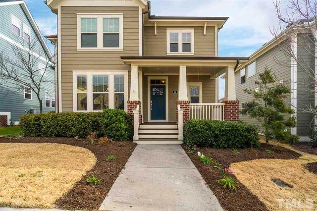 94 Harlow Bend, Chapel Hill, NC 27516 (#2307962) :: Marti Hampton Team brokered by eXp Realty