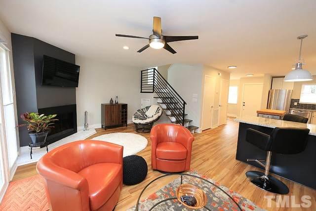 7149 Sandy Creek Drive #8, Raleigh, NC 27615 (#2308099) :: Triangle Top Choice Realty, LLC