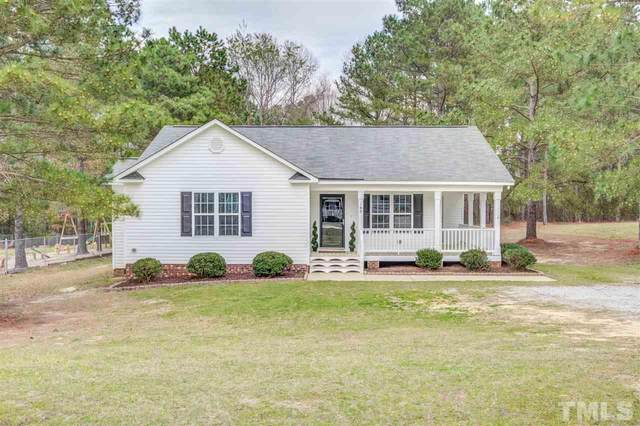 160 Saw Mill Drive, Four Oaks, NC 27524 (#2308178) :: The Perry Group