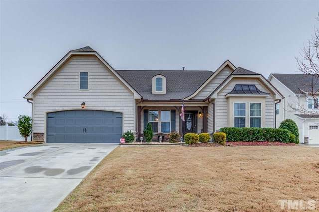 1108 Adams Point Drive, Garner, NC 27529 (#2308221) :: The Jim Allen Group