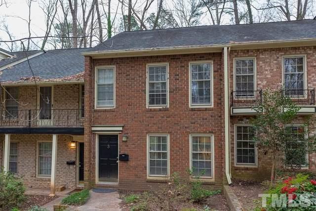 409 Smith Avenue #3, Chapel Hill, NC 27516 (#2308357) :: Classic Carolina Realty