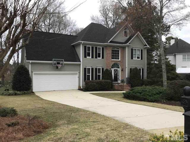 205 Glen Abbey Drive, Cary, NC 27513 (#2308424) :: Triangle Top Choice Realty, LLC