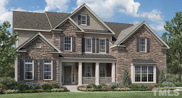 225 Glenvale Street, Apex, NC 27523 (#2308453) :: The Perry Group