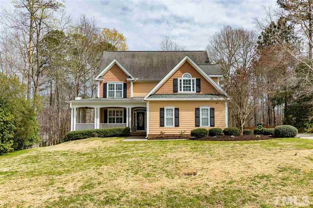 136 Prestwick Drive, Clayton, NC 27527 (#2308521) :: M&J Realty Group