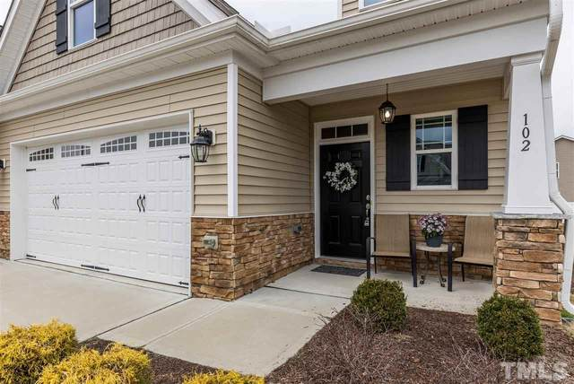 102 Radcliffe Court, Clayton, NC 27527 (#2308538) :: Real Estate By Design
