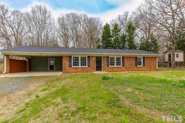 1833 Washington Drive, Hillsborough, NC 27278 (#2308541) :: Dogwood Properties
