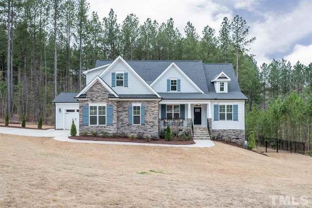 349 Colonial Ridge Drive, Pittsboro, NC 27312 (#2308542) :: Real Estate By Design