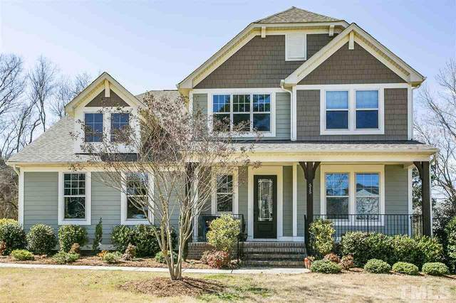 515 Mitchell Street, Hillsborough, NC 27278 (#2308627) :: Dogwood Properties
